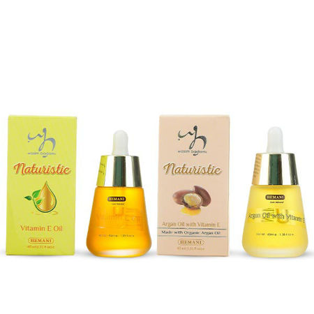 Picture for category Naturistic - Nourishment Oils