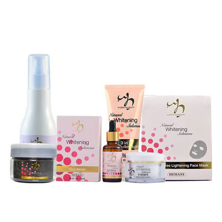 Picture for category Natural Whitening Solutions - Whitening Range