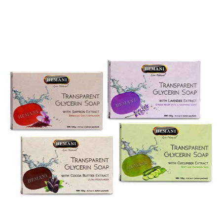 Picture for category Glycerin & Organic Soaps