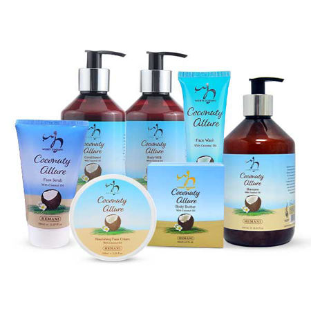 Picture for category Coconuty Allure - Coconut Oil Range