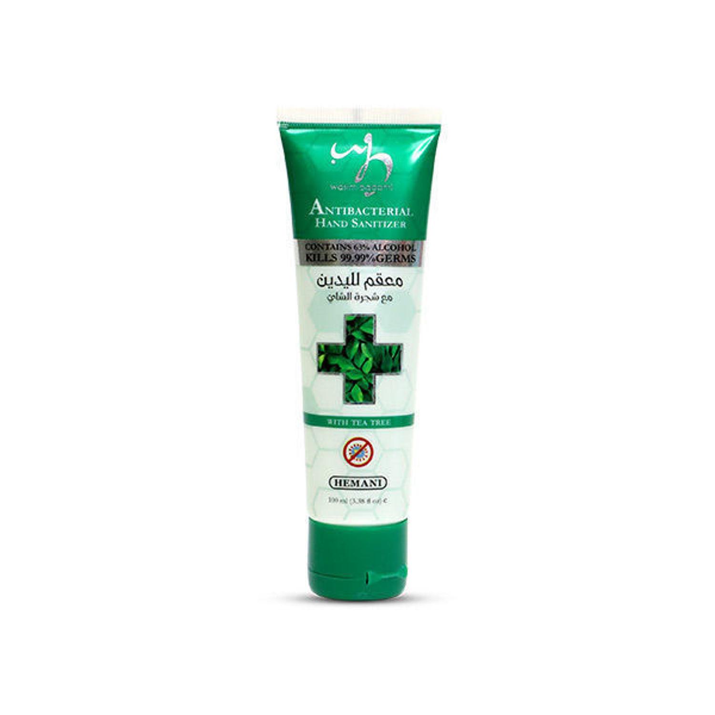 Antibacterial Hand Sanitizer 100ml Tube