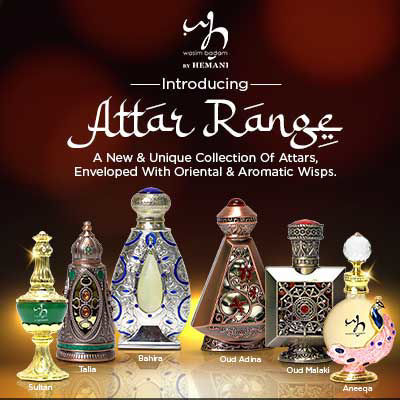 Picture for category PREMIUM ATTAR