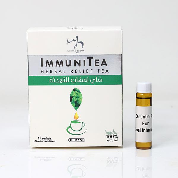 ImmuniTea - Herbal Relief Tea