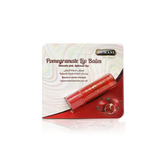 Hemani Pomegranate Lip Balm 6ml