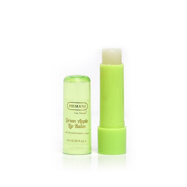 Hemani Green Apple Lip Balm 6ml