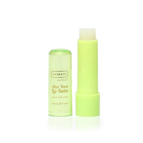 Hemani Herbal Lip Balm Natural Aloe Vera