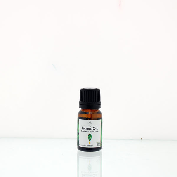 Immune Oil - With Tea Tree, Eucalyptus & Peppermint