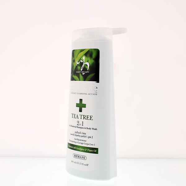 WB by Hemani INSTA SAFE 2 in 1 Antibacterial Shampoo & Body Wash