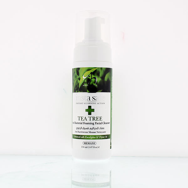 WB by Hemani INSTA SAFE Antibacterial Foaming Facial Cleanser
