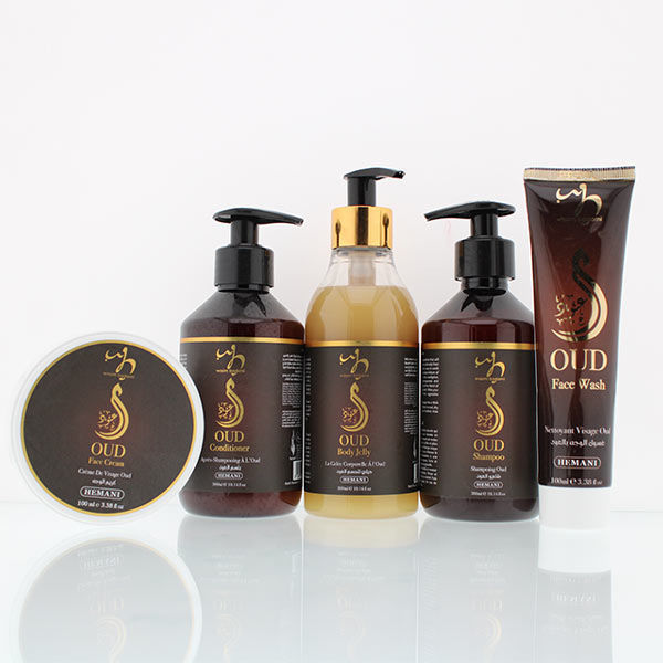 WB by Hemani Oud Face Wash