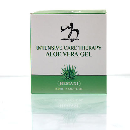 Intensive Care Therapy Aloe Vera Gel