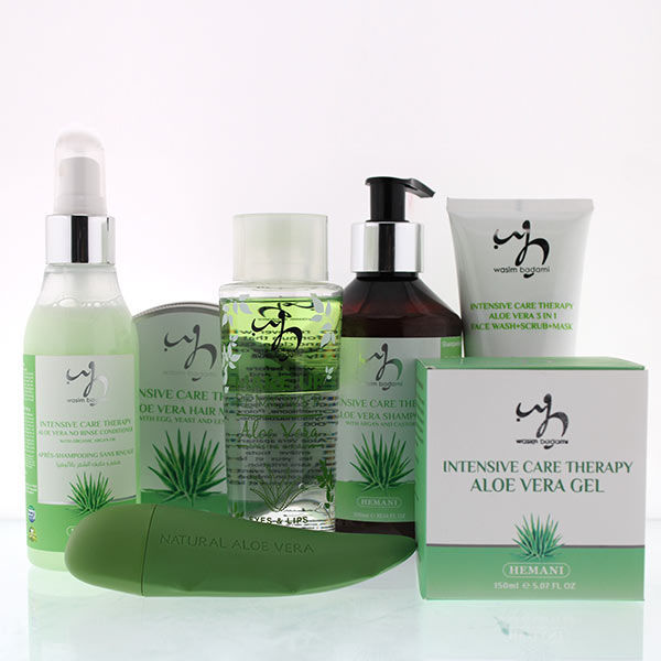 WB by Hemani  Intesive Care Therapy Aloe Vera Range