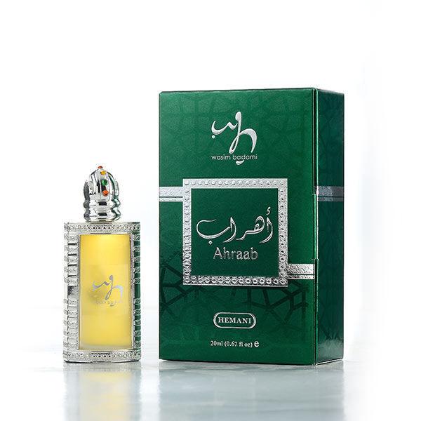 WB by Hemani Attar - Ahraab