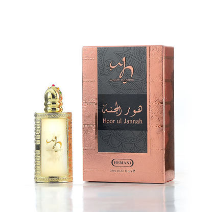 WB by Hemani Attar - Hoor Al Jannah
