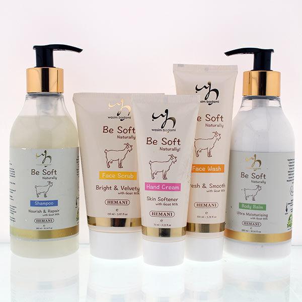 Be Soft Naturally Shampoo