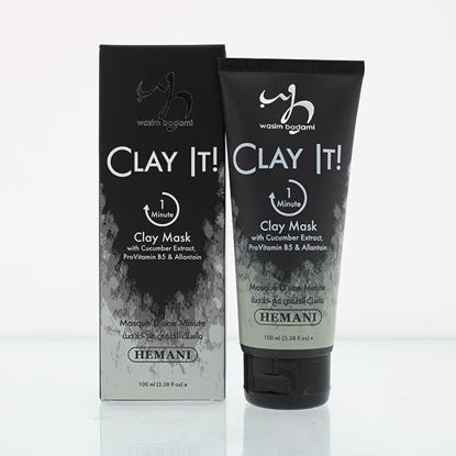 Clay It! Mask with Cucumber Extract