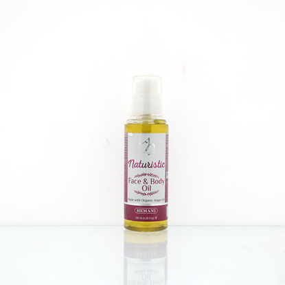 WB by Hemani Naturistic Face & Body Oil
