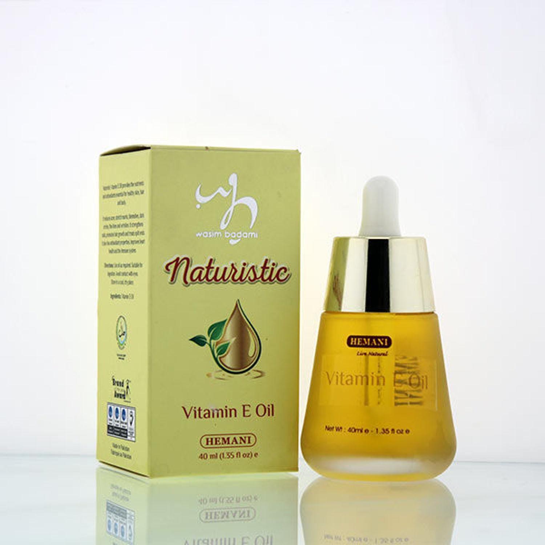 WB by Hmani Naturistic Vitamin E Oil