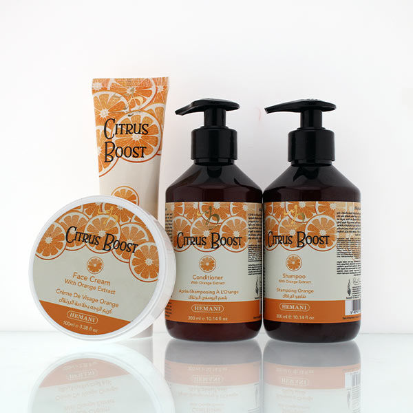 WB by Hemani Citrus Boost Range