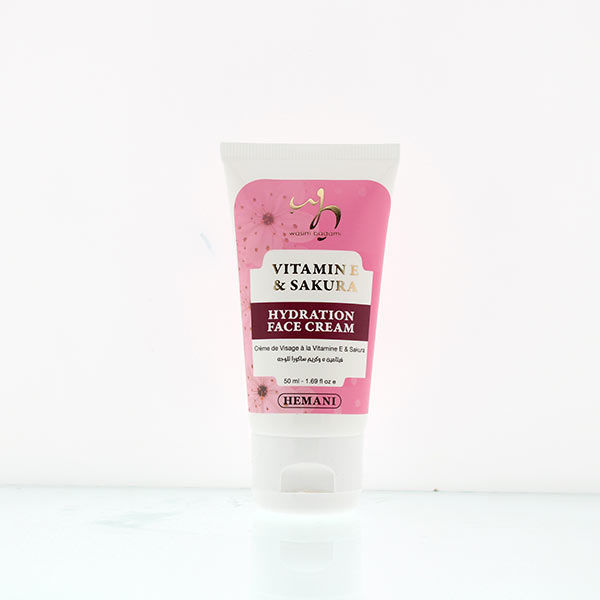 Vitamin E & Sakura Face Cream