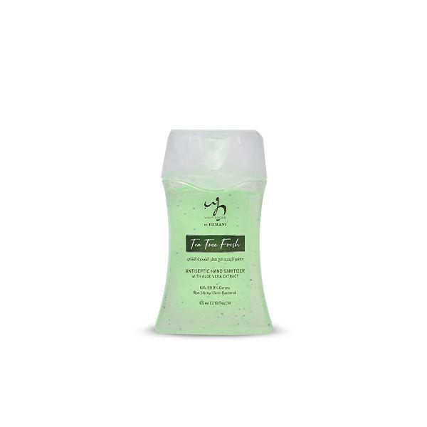 wb by hemani antibacterial antiseptic sanitizer - tea tree fresh