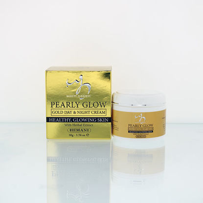 Pearly Glow Gold Day & Night Cream