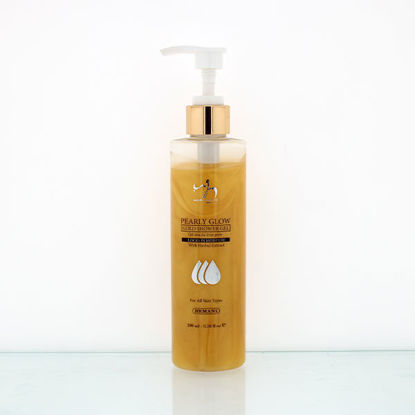 Pearly Glow Gold Shower Gel