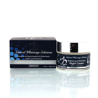 WB by Hemani Natural Whitening Solutions Brightening and Whitening Night Cream