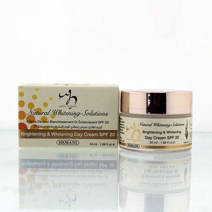 WB by Hemani Natural Whitening Solutions Brightening and Whitening Day Cream SPF 20