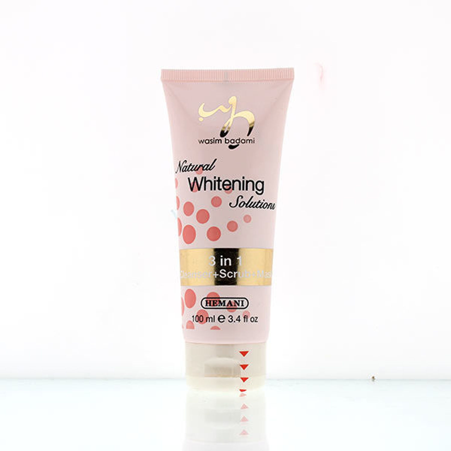 WB by Hemani Natural Whitening Solutions Scrub Mud Mask