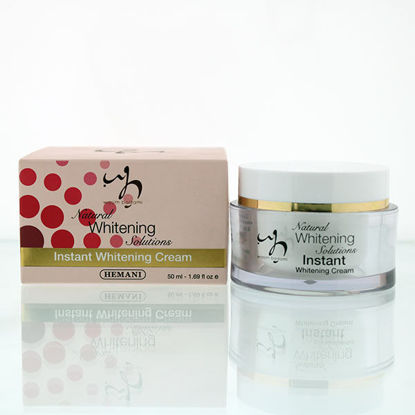 Natural Whitening Solutions Instant Whitening Cream