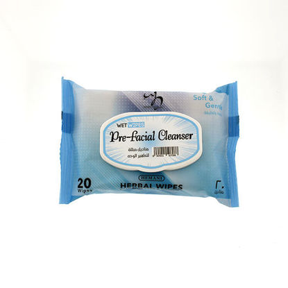 WB by Hemani Pre-facial Cleanser Wet Wipes