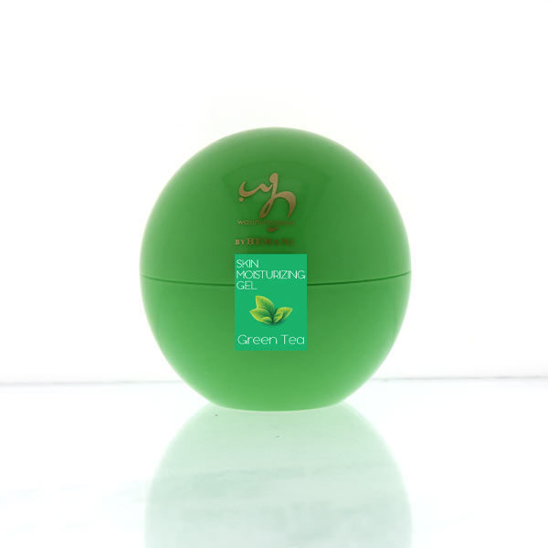 WB - Skin Moisturizing Gel with Green Tea Extract & Charcoal Beads