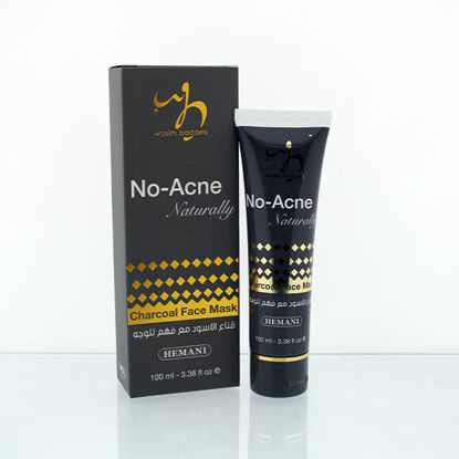WB - No Acne Naturally Charcoal Face Mask