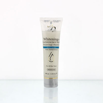WB - Whitening+ Platinum Face Wash