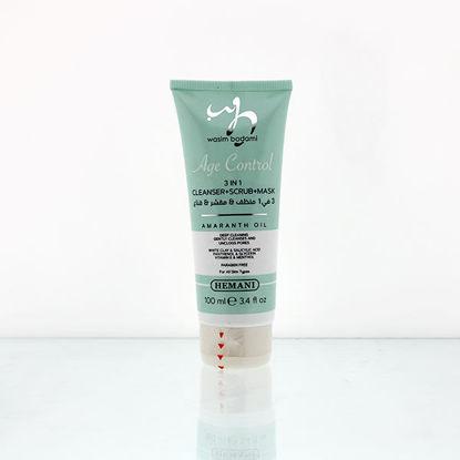WB - AGE CONTROL 3in1 Face Wash + Scrub + Mask