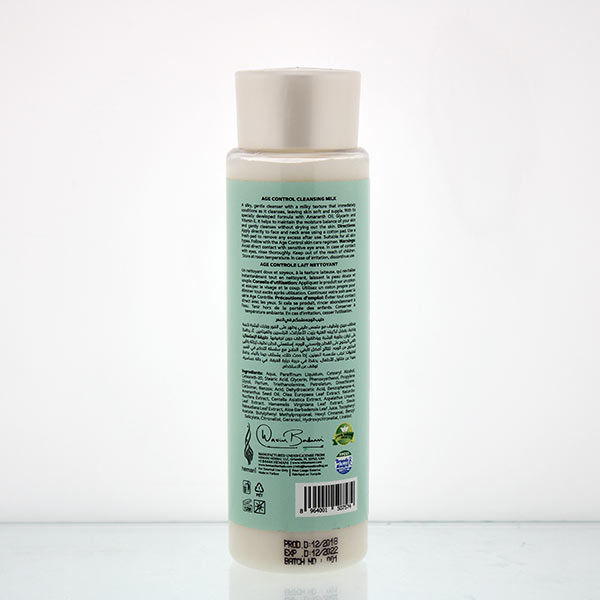 WB - AGE CONTROL Cleansing Milk