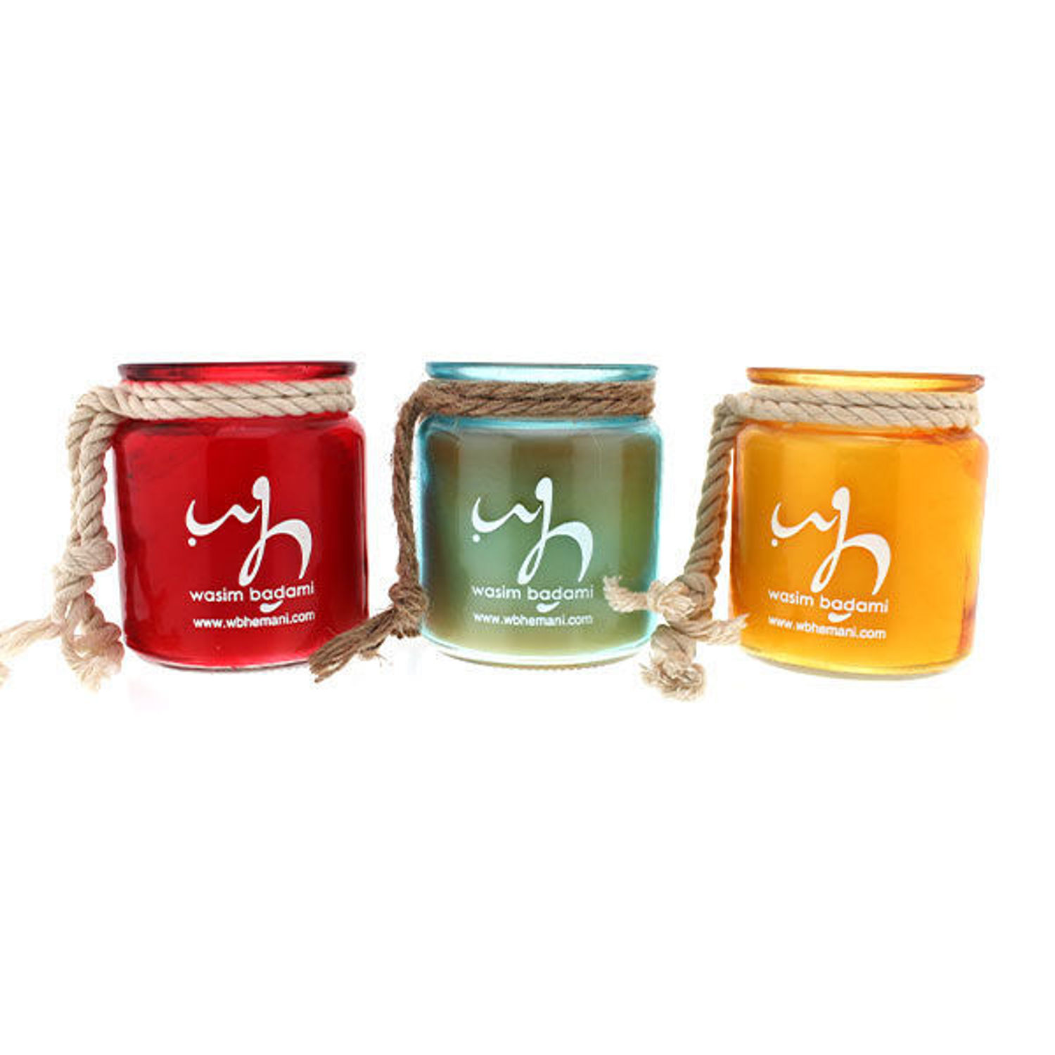 WB by Hemani floral scented candles