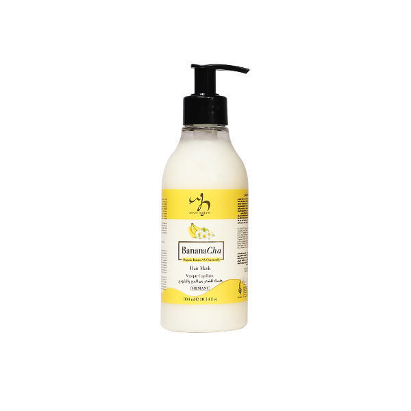 WB by Hemani Banana and Chamomile Hair Mask
