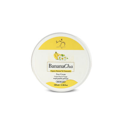 WB by Hemani BananaCha Face Cream 100ml