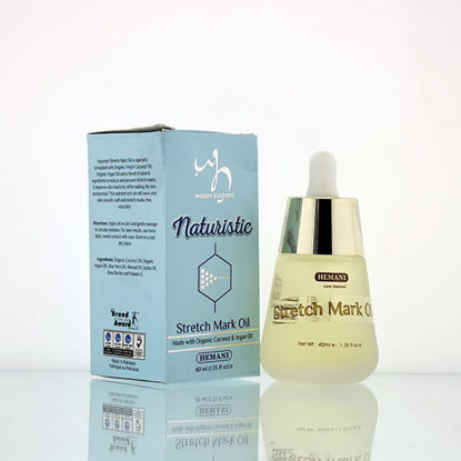 Naturistic Stretch Mark Oil