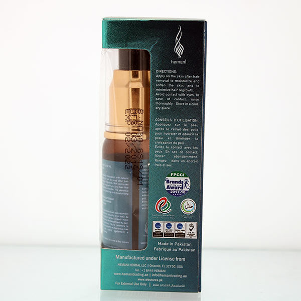 wb by hemani grow slow oil for slow hair growth