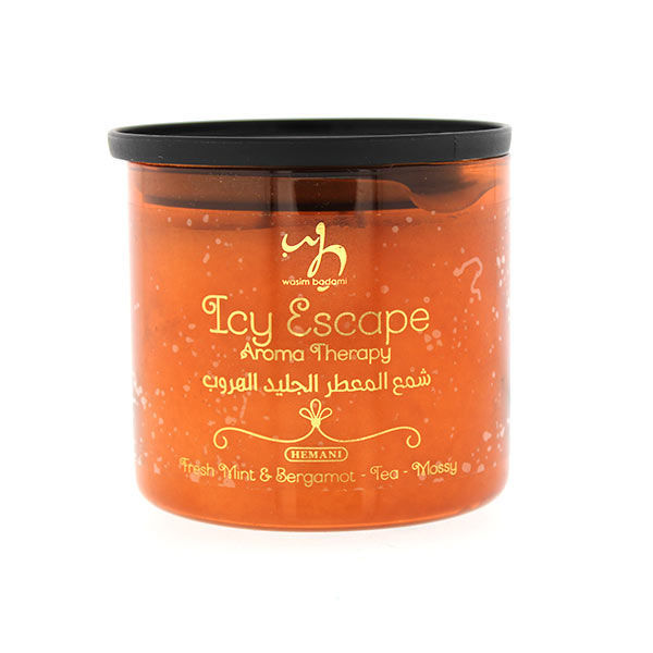 wb by hemani scented candle for aromatherapy icy escape