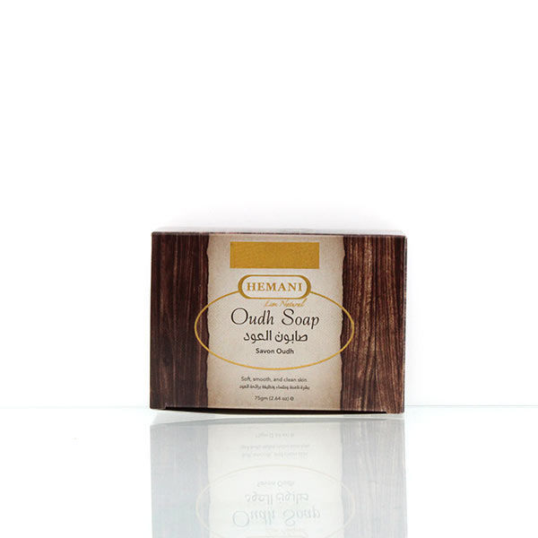 hemani herbal soap 75g oudh soap for aromatic soft and smooth skin