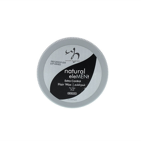 WB by Hemani Natural Element Extra Control Hair Wax for Styling Hair