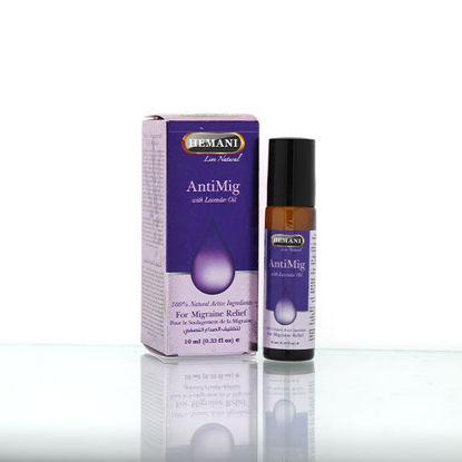 AntiMig Oil - For Migraine Relief