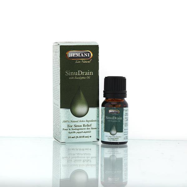 SinuDrain Oil - for Sinus Relief