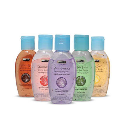 Hemani Herbal Antibacterial Hand Sanitizer in 5 New Scents