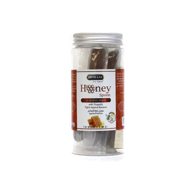 Hemani Honey Spoon - Propolis - Fights Against Bacteria