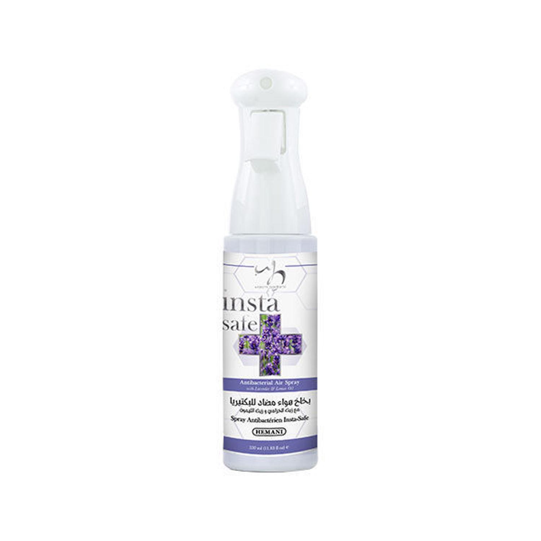 WB by Hemani Insta Safe Antibacterial Air Spray, Kills 99.9% Germs. Antibacterial Air Freshener